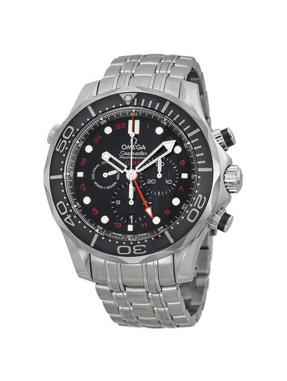 Diver 300 M Co-axial GMT Chronograph