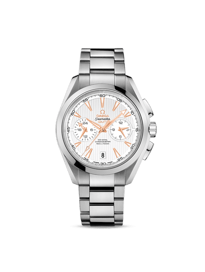 Aqua Terra 150 M Omega Co-axial Gmt Chronograph
