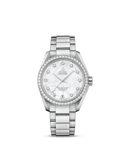 Aqua Terra 150M Omega Master Co-Axial Ladies