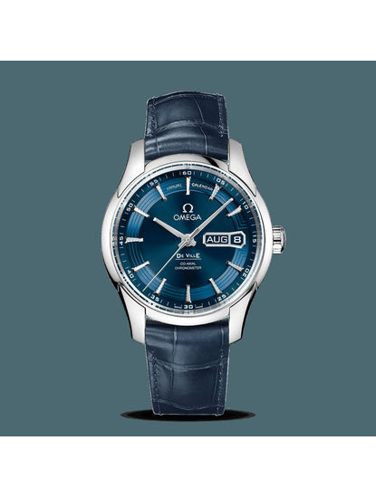 Hour Vision Omega Co-axial Annual Calendar