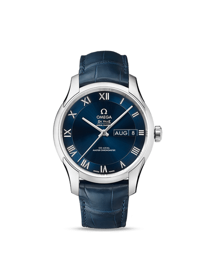 Hour Vision Omega Co-axial Master Chronometer Annual Calendar