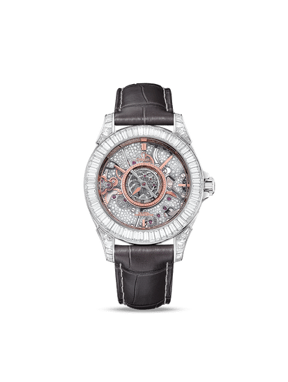 Tourbillon Co-axial Limited Edition
