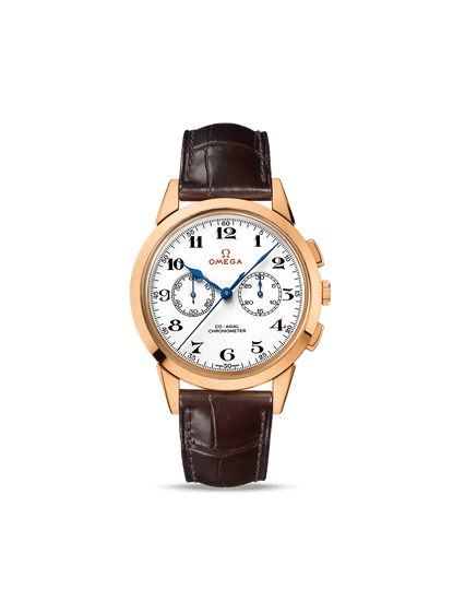 Olympic Collection Co-Axial Chronograph Limited