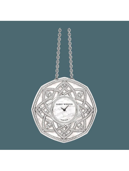 The Jeweler's Secret Pendant