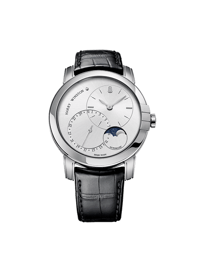 Midnight Date Moon Phase Automatic