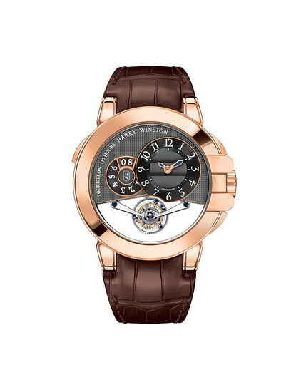Ocean Tourbillon Big Date
