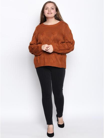 Rust Pullover