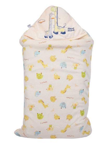 Mee Mee Baby 3-in-1 Multi Usage Bed Cum Sleeping Bag Carry Nest – (Yellow)