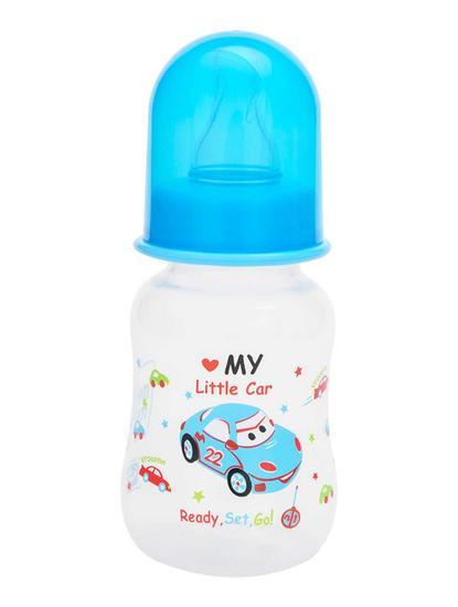 Mee Mee 125ml Premium Feeding Bottle (Blue)