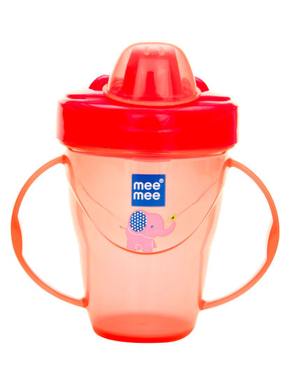 Mee Mee Easy Grip Sipper Cup (Pink)