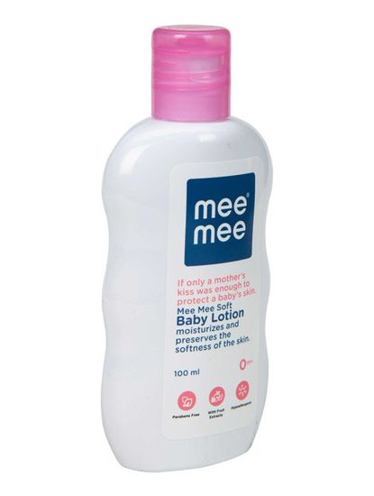Mee Mee Soft Baby Lotion - 100ml