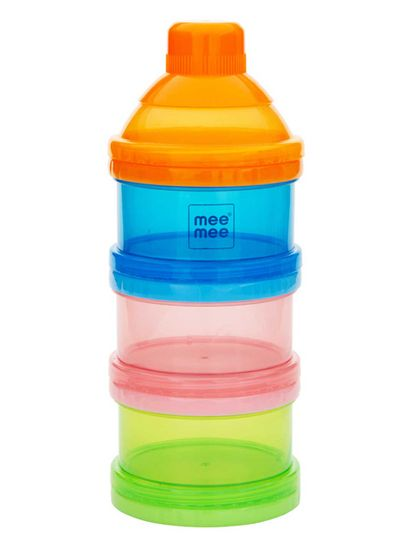 Mee Mee Multi Storage Food Container (Multicolor)