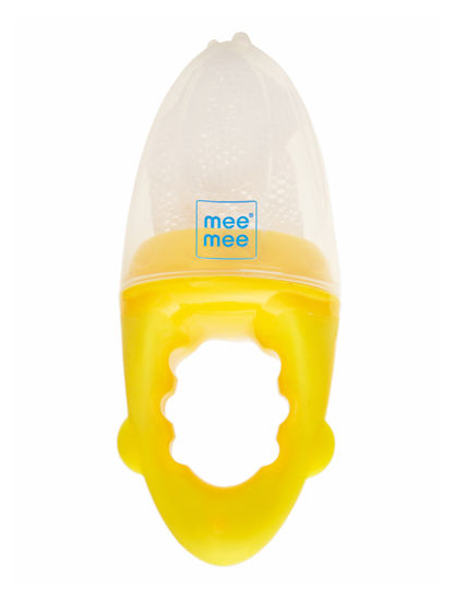 Mee Mee Fruit & Food Nutritional Feeder (with Soft Mesh Sack)