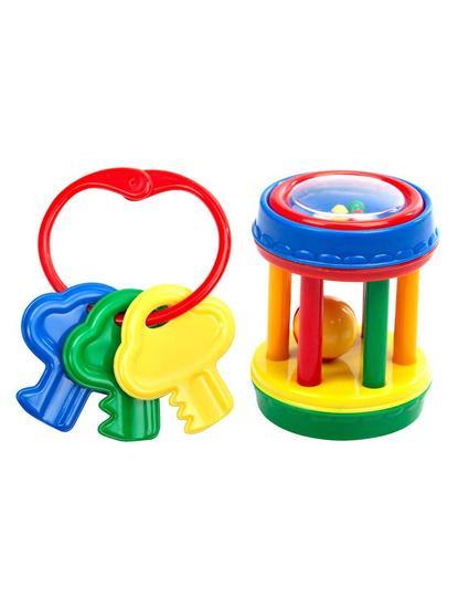 Mee Mee Baby Rattle Gift Set (7 Piece)