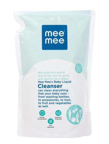 Mee Mee Anti-Bacterial Baby Liquid Cleanser (1.2L)
