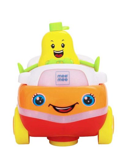Mee Mee Dancing Bump-N-Go Fruity Car