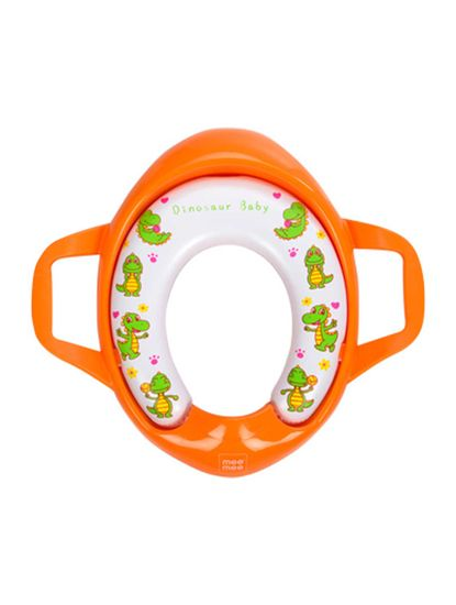 Mee Mee Soft Cushioned Potty Seat with Support Handles (Blue)