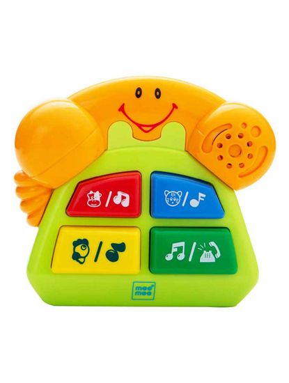 Mee Mee Cheerful Musical Toy