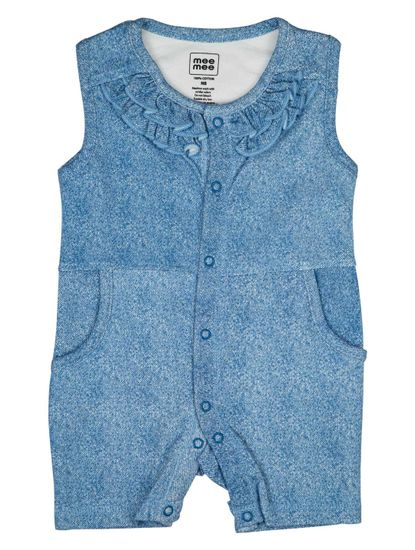 MEE MEE KIDS GIRLS ROMPER