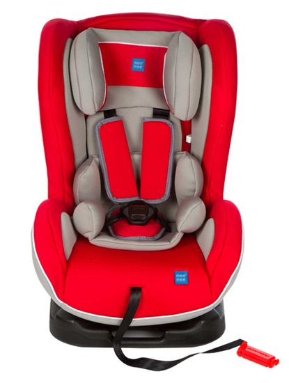 Mee Mee Grow with me Convertible Baby Car Seat (Red)