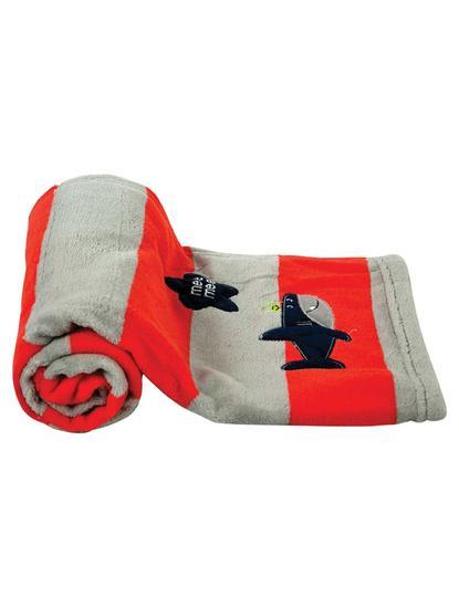 Mee Mee Multipurpose Soft Baby Blanket (Red)