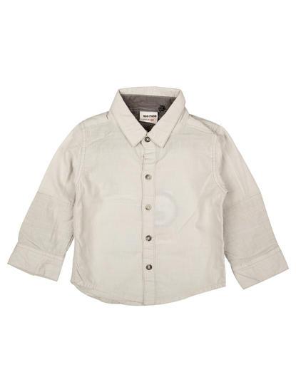 Mee Mee Boys Full Sleeve Waistcoat Set (Grey)