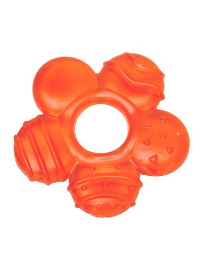 Mee Mee Multi-Textured Water Filled Teether (Orange)