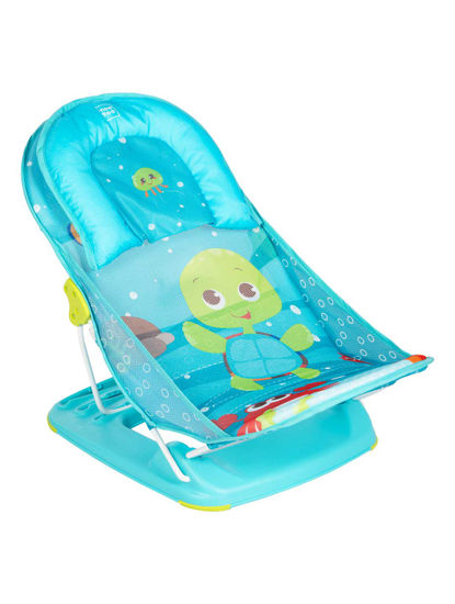 Mee Mee Anti-Skid Compact Baby Bather (Green)