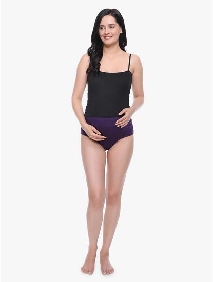 Mee Mee Maternity Panty (Purple_XXXL)
