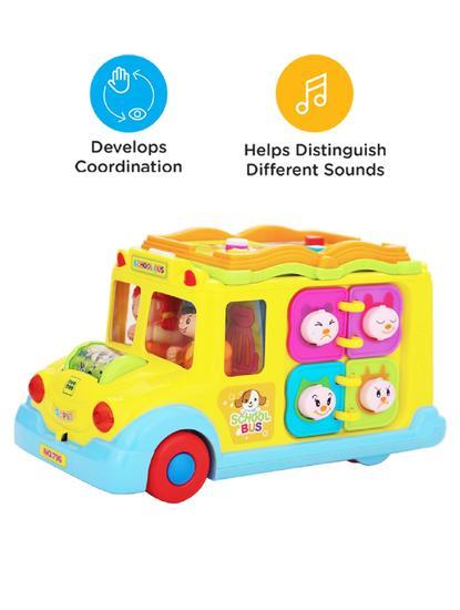Mee Mee intelligent School Bus