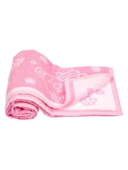 Mee Mee Soft Absorbent Organic Baby Towel (Pink)