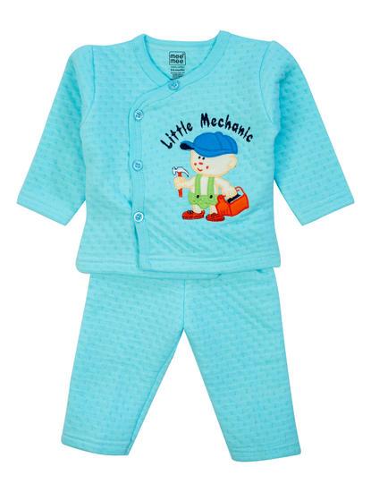 Mee Mee Baby Legging Set – Light Blue
