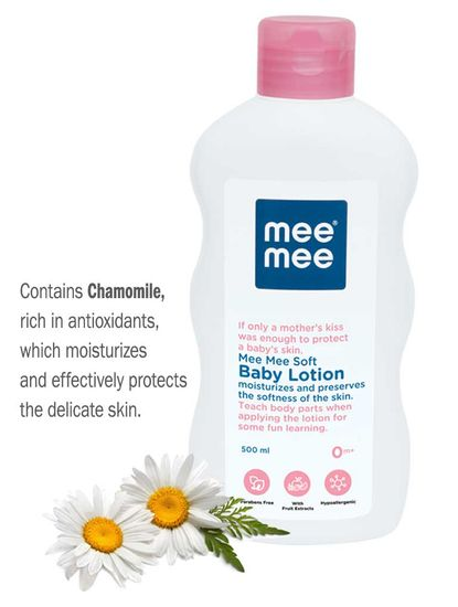 Mee Mee Soft Baby Lotion - 500ml