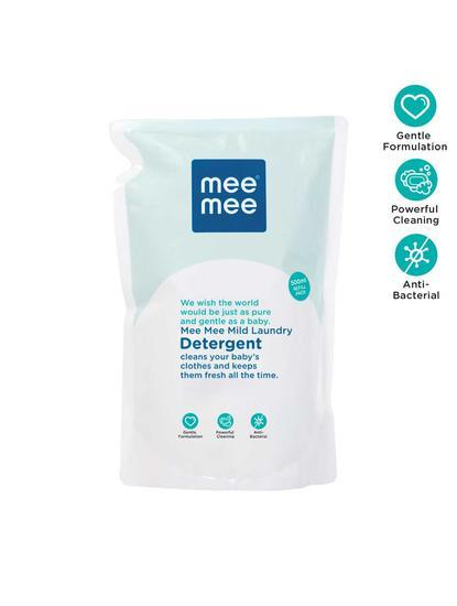 Mee Mee Mild Baby Liquid Laundry Detergent (500ml)
