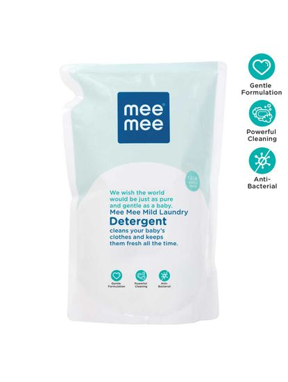 Mee Mee Mild Baby Liquid Laundry Detergent Refill Pack (1.2 L)