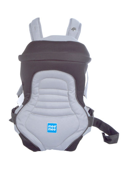Mee Mee 6 Position Premium Baby Carrier (Black)