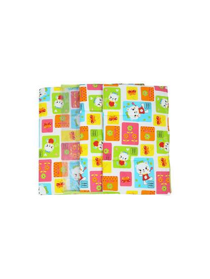 Mee Mee Reversible Multipurpose Plastic Baby Mat – (Green)
