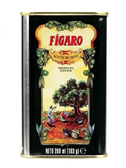 Figaro Multicoloured Aceite De Oliva Baby Oil