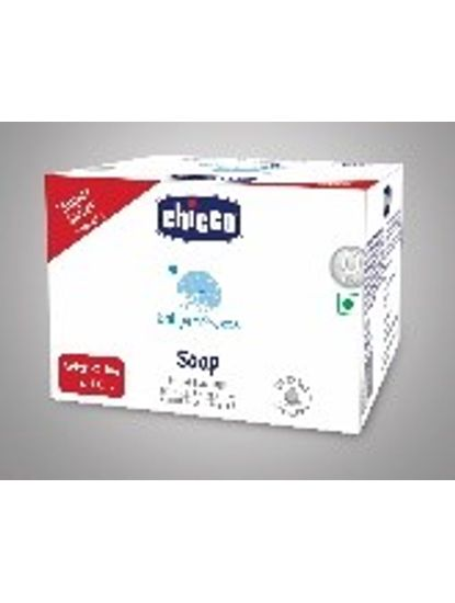 Chicco Tripack Soap 100 Gr India
