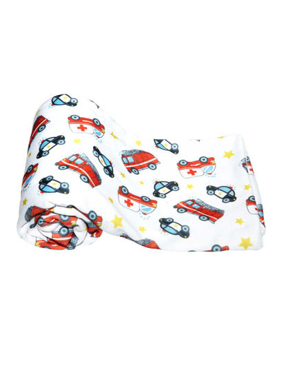Mee Mee Soft Double Layer Reversible Baby Blanket
