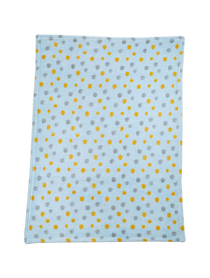 Blue Blanket with Hood