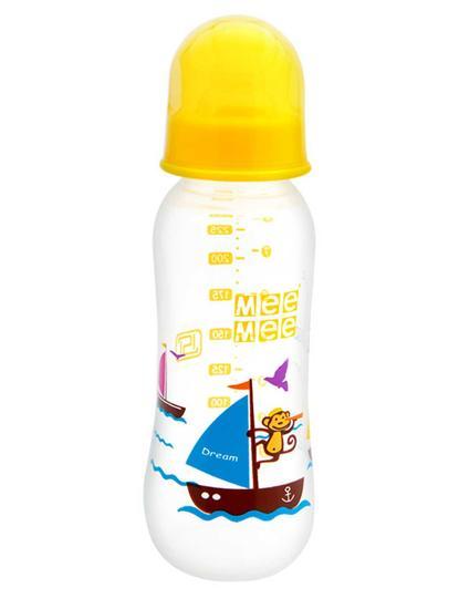 Mee Mee Eazy Flo™ Premium Baby Feeding Bottle (250 ml)