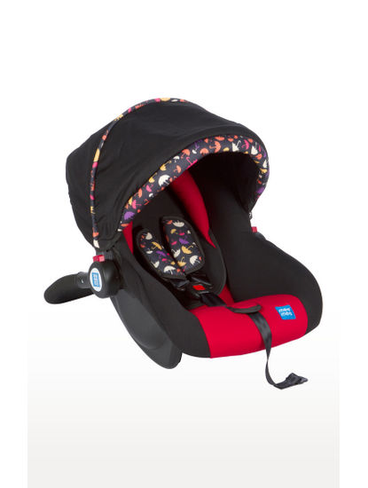Mee Mee Baby Car Seat Cum Carry Cot with Thick Cushioned Seat and Head Support