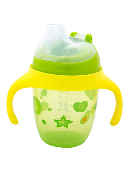 Mee Mee Bite Resistant Soft Spout Sipper Cup