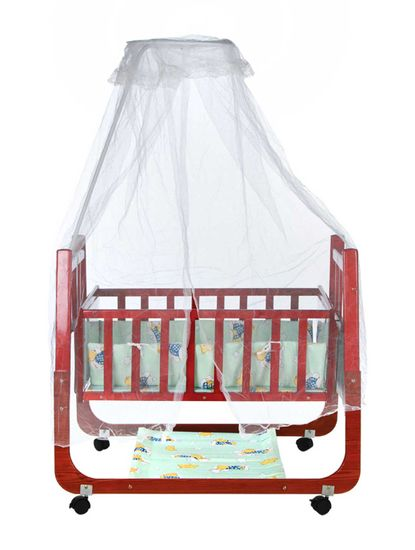 Mee Mee Baby Cradle With Swing