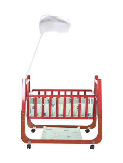 Mee Mee Baby Cradle With Swing