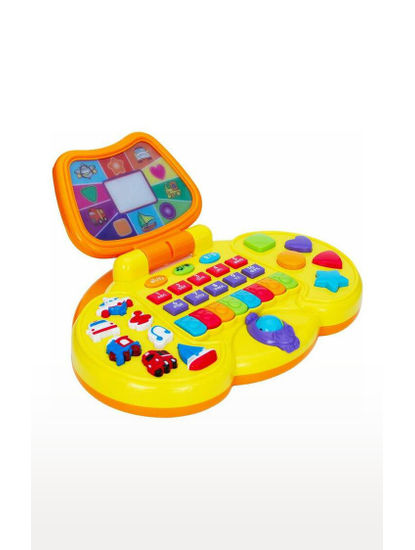 Mee Mee Interactive Kiddie Laptop