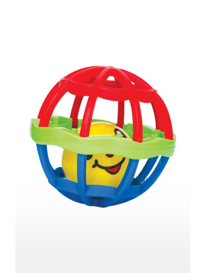 Mee Mee Colourful Mesh Activity Ball