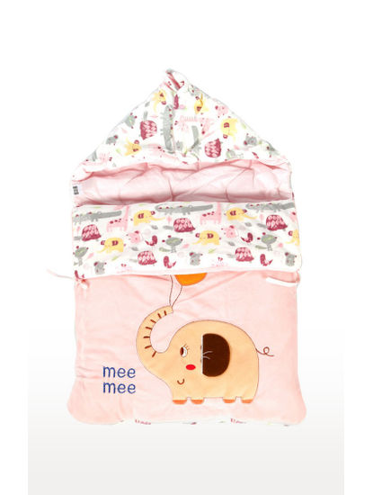 Mee Mee Baby Multipurpose Carry Nest – (Pink)