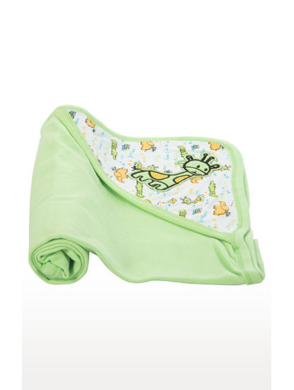 Mee Mee Baby 3-in1 Wrapper with Hood – Green